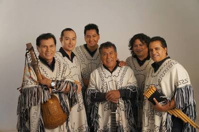 Los Kjarkas at DAR Constitution Hall