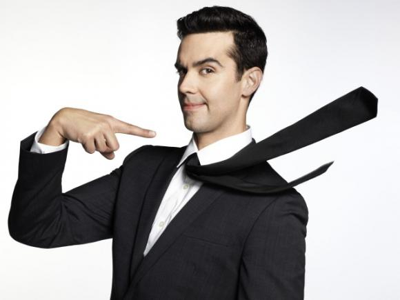 Michael Carbonaro at DAR Constitution Hall