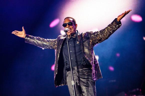 Charlie Wilson at DAR Constitution Hall