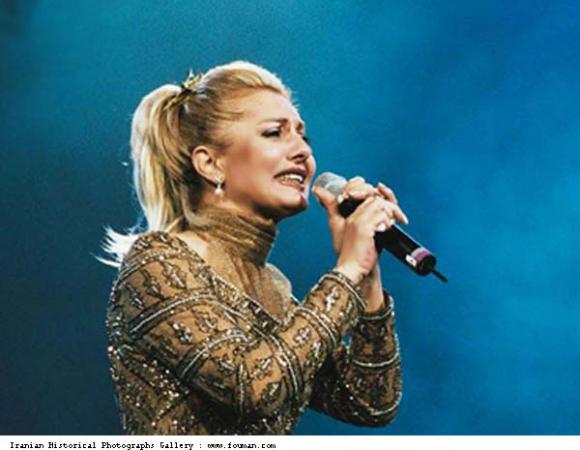 Googoosh at DAR Constitution Hall