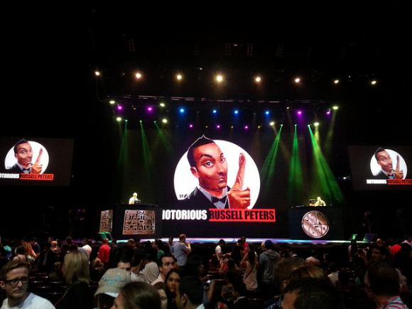 Russell Peters at DAR Constitution Hall