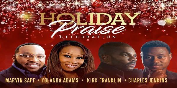 Holiday Praise Celebration: Yolanda Adams & Marvin Sapp at DAR Constitution Hall