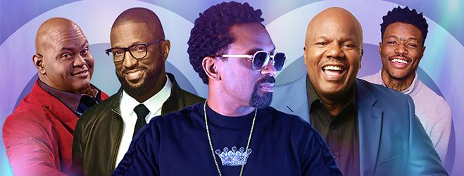 Funny As Ish Comedy Tour: Mike Epps & Rickey Smiley at DAR Constitution Hall