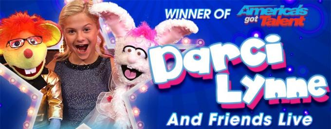 Darci Lynne at DAR Constitution Hall