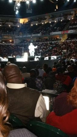 Cedric the Entertainer at DAR Constitution Hall