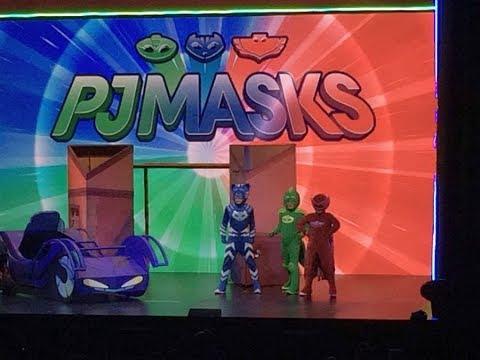 PJ Masks at DAR Constitution Hall