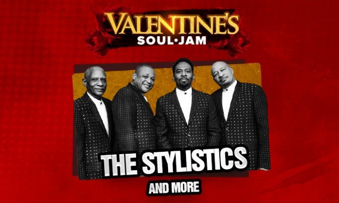 Valentine's Soul Jam: The Stylistics, Bloodstone, The Emotions & Blue Magic at DAR Constitution Hall
