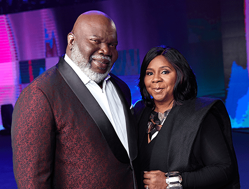Bishop T.D. Jakes at DAR Constitution Hall