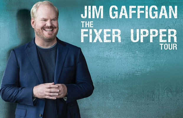Jim Gaffigan at DAR Constitution Hall