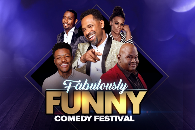 The Fabulously Funny Comedy Festival: Mike Epps, Haha Davis & Desi Banks at DAR Constitution Hall